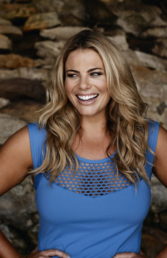 Life has changed xramatically for Fiona Falkiner since appearing on The Biggest Loser. Picture: Nigel Lough