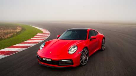 2019 Porsche 911: Far from a museum piece; the model has been around for 56 years