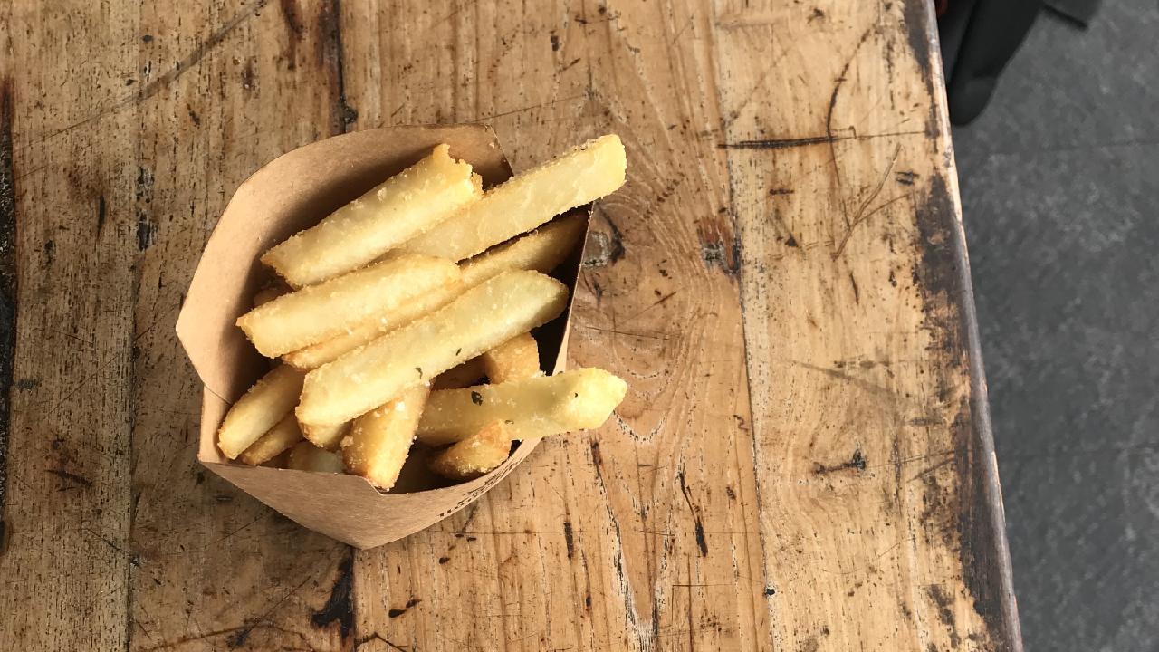 Zeus Street Geek fries took out news.com.au's top spot as Australia's best fast food fry.