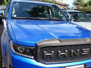 Chinese ute's Ford Ranger copycat fail