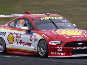McLaughlin gets ninth win of Supercars season