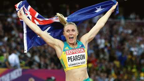 Sally Pearson wants to get back to her best. Picture: Getty Images