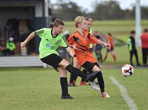 Fraser Coast u14's Soccer