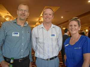Business mixer calls for locals to aim big