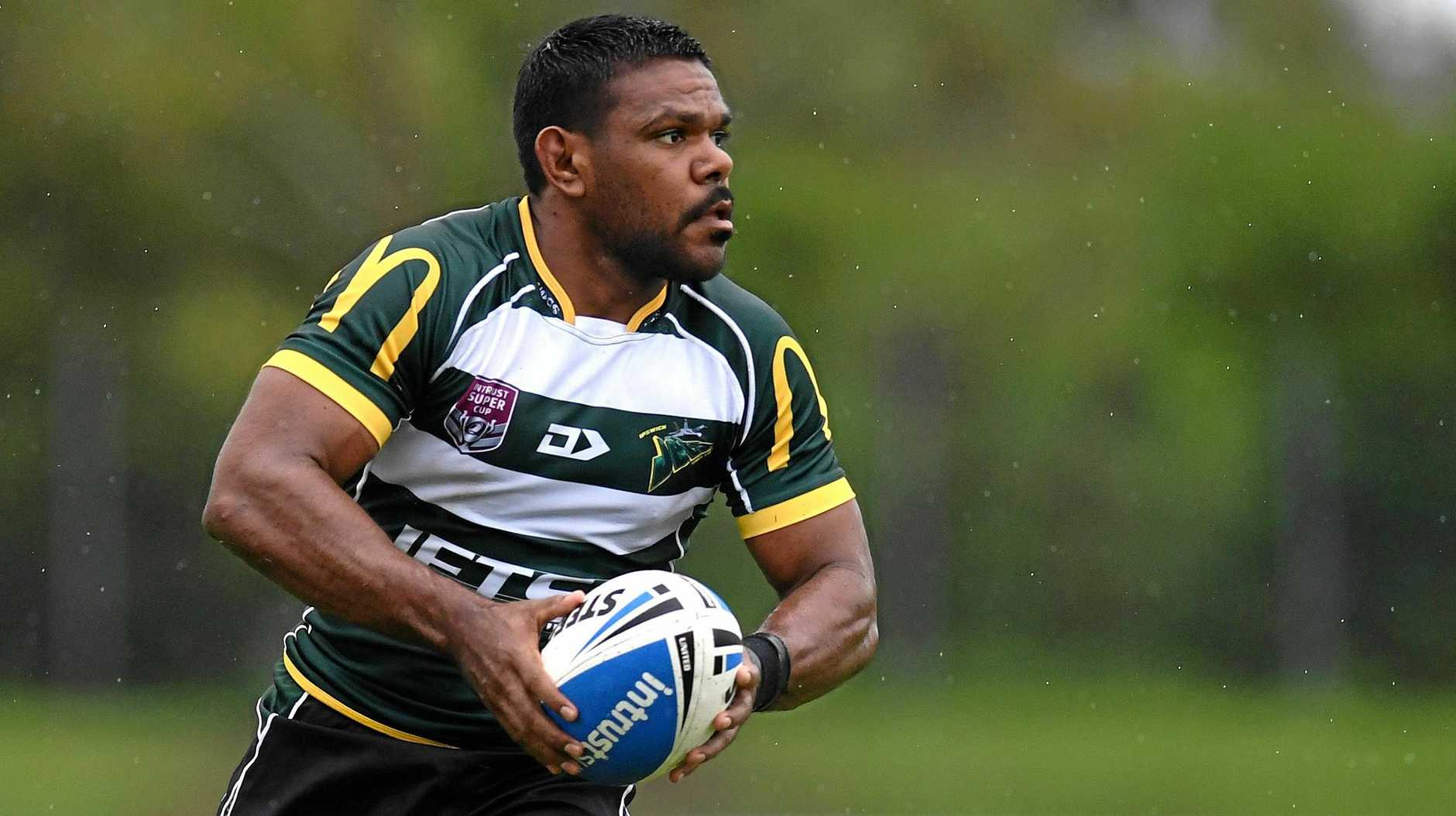 JETS' BEST: Hooker Kierran Moseley.