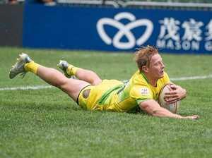 Former Marlin Miller bags try for Australia