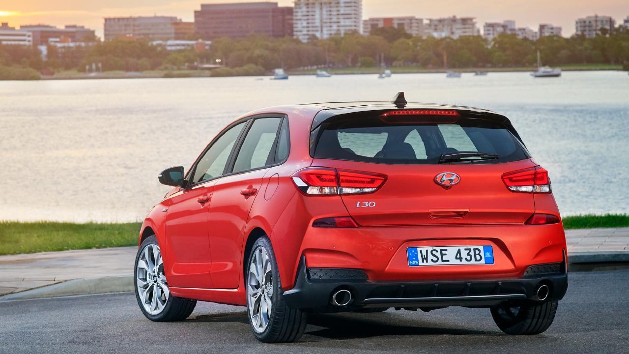 Upgrades all-round: The $35K Premium version gets standard seven-speed dual-clutch auto