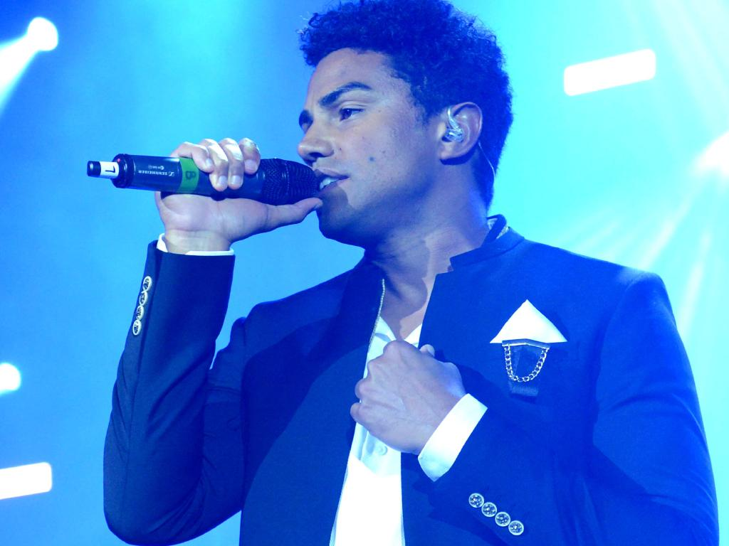 Michael Jackson's nephew Taj Jackson (above) hits back at his uncle's accusers in Neverland Firsthand. Picture: Splash News