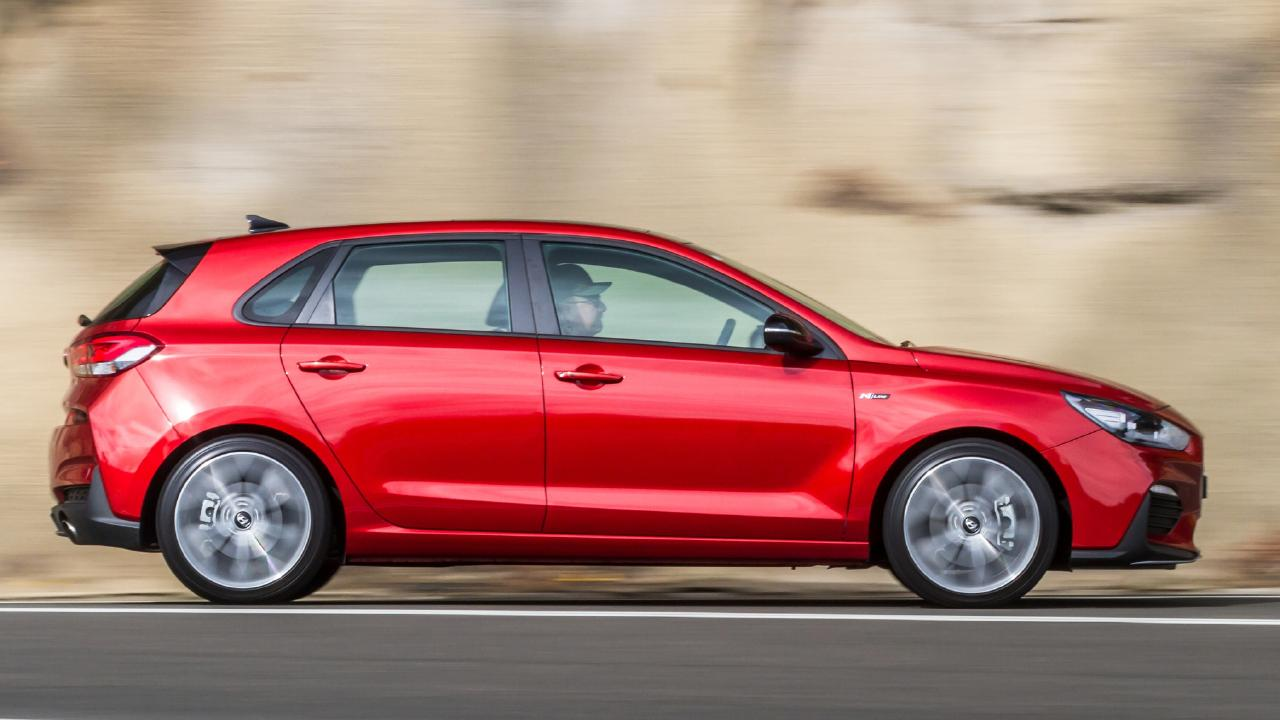 Sounds good: Top-end performance, however, doesn't match the engine note