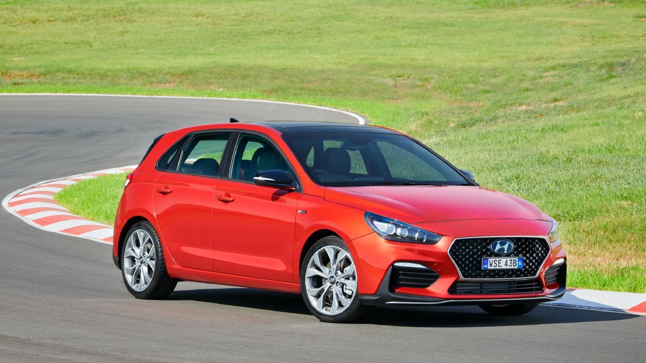Hyundai i30 N Line: Warm hatch successor to the SR grade, starts at $26,490