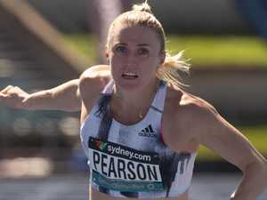 Pearson gives up on 10th national hurdles title