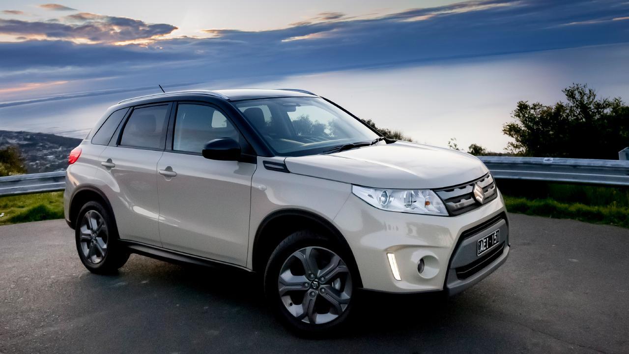 Suzuki Vitara RT-S 2016