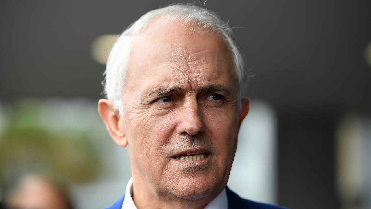 Former prime minister Malcolm Turnbull has only himself to blame for losing the top job.
