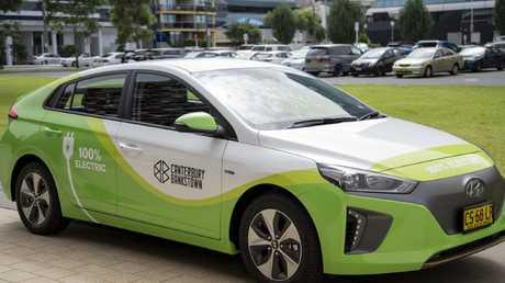 Canterbury Bankstown Council has purchased a Hyundai IONIQ electric car.
