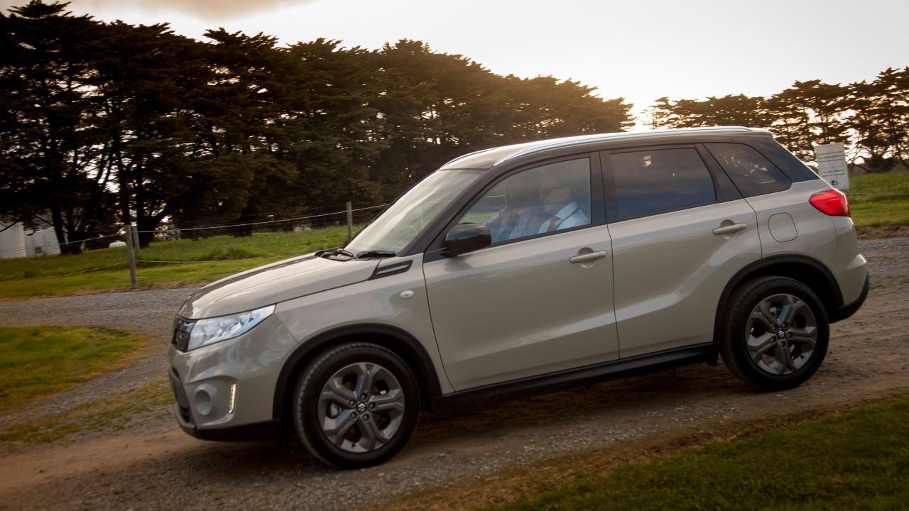 Carsguide 8649m Suzuki Vitara RT-S 2016