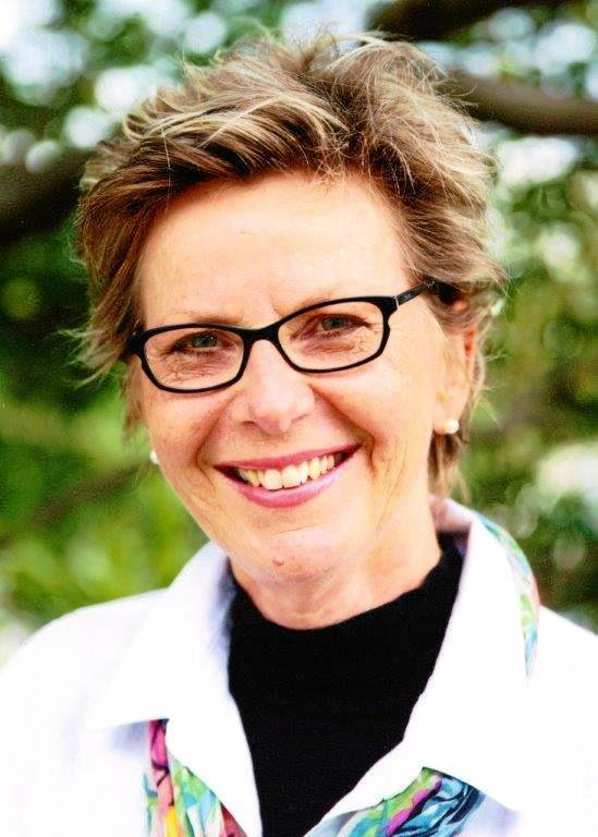 Robyn Hilton, founder of the Peter Hilton Fellowship at the Queensland Brain Institute (QBI).