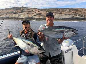 Creek to Coast stars hooked on region for fishing festival