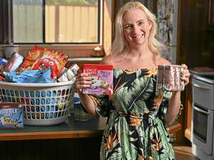 Ladies aim to make the lunchbox an escape from cancer battle