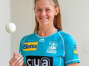 Top honour for rising South Burnett cricket star