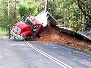 Long trucks should be banned from Kyogle Rd, says councillor