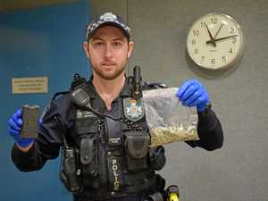 Cap Coast raid nets taser, drugs and multiple arrests