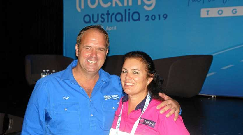 WEST KNOWS BEST: Yogi and Heather Jones teamed up at TA2019 in Perth to share why they believe that WA has the edge over their eastern colleagues.