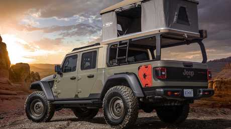 The Jeep Wayout — the ultimate off-road camper?