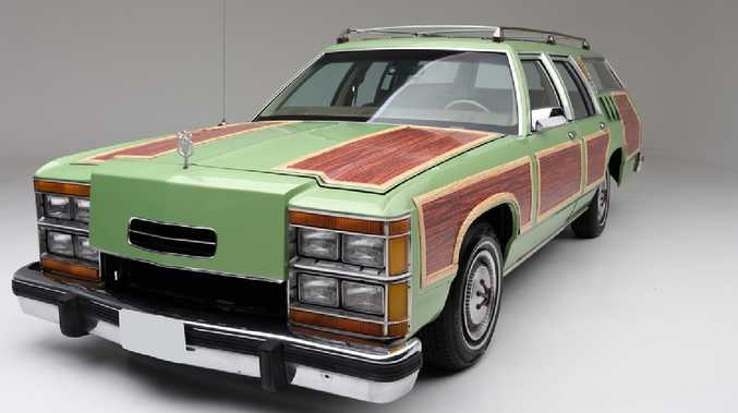 Dream car for National Lampoon's fans