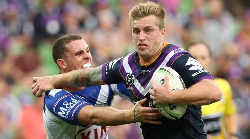 Cameron Munster has been superb for the Storm in 2019. Picture: AAP