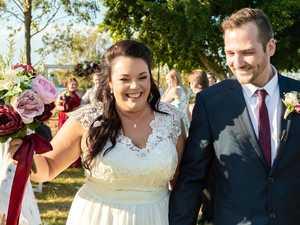 Bride's Kmart find saves thousands
