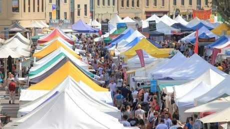 Salamanca Markets. Picture: iStock