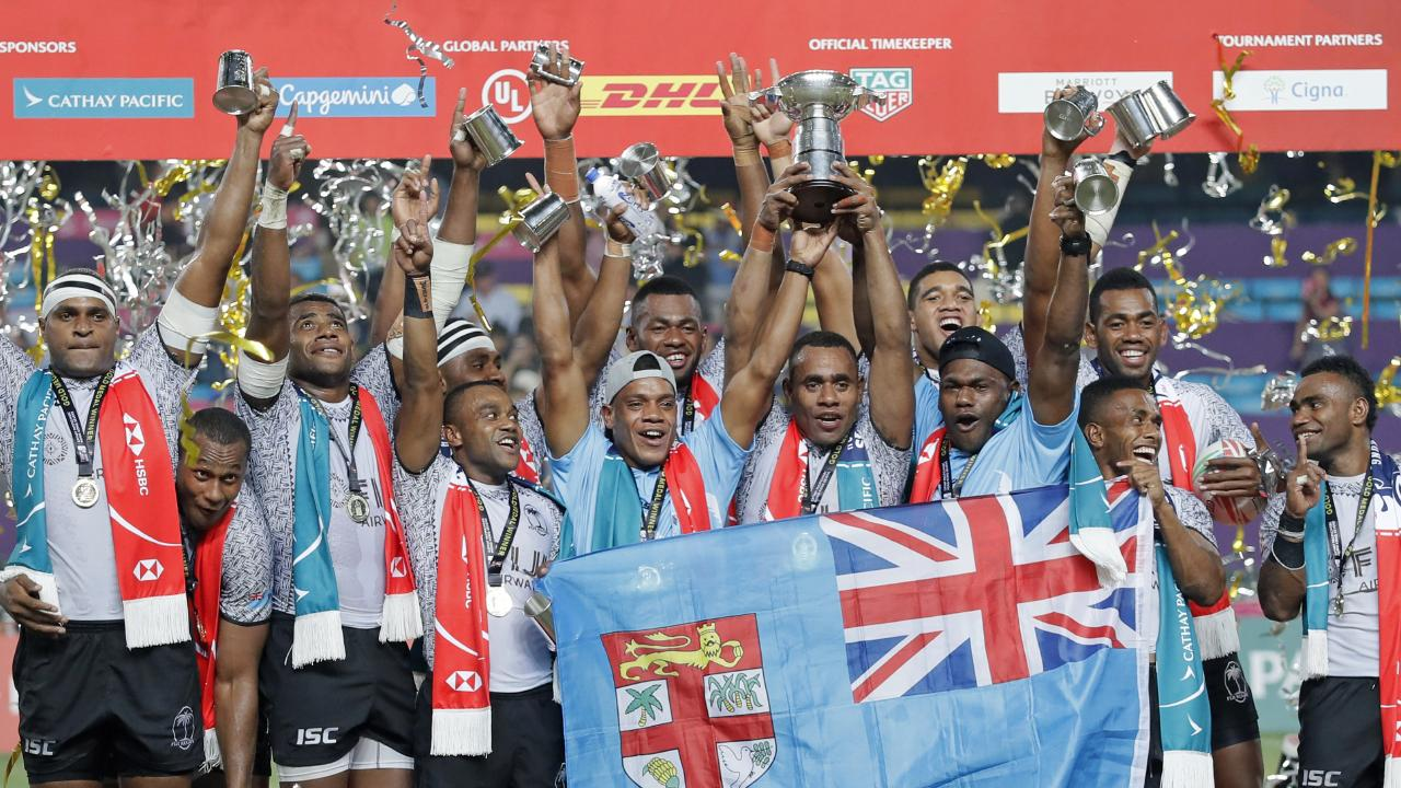 Fiji could be included in The Rugby Championships. Picture: AP