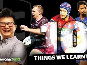 SuperCoach NRL: 10 things we learned in Round 4
