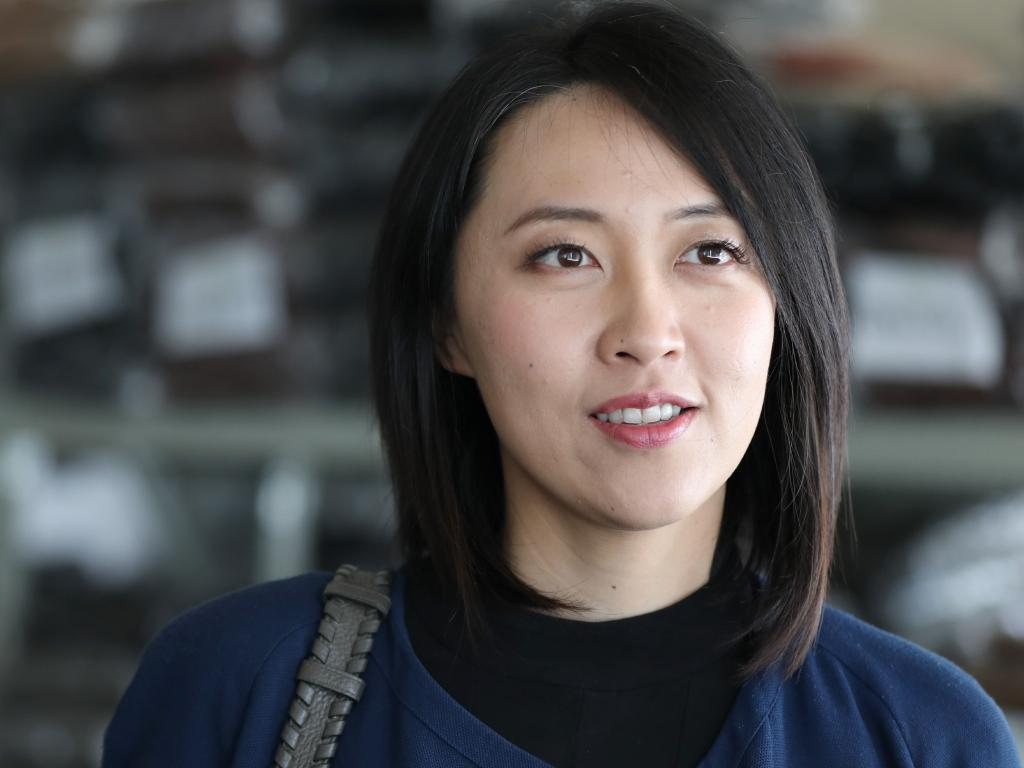 Livia Wang is a Chinese business woman specialising in advising people on doing business in China. Picture Chris Pavlich