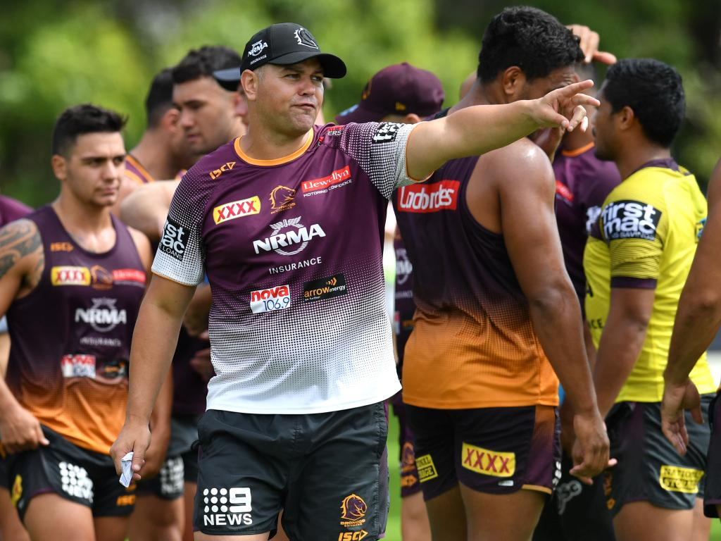 Anthony Seibold has a real challenge on his hands.