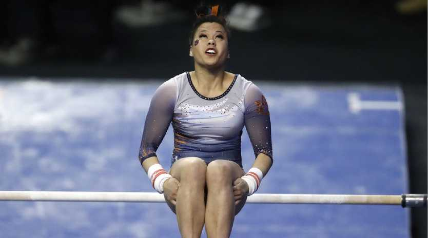 Auburn's Samantha Cerio. Picture: AP Photo/Jeff Roberson