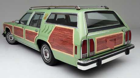 Wagon Queen Family Truckster was made famous by the National Lampoon's movies.