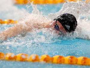 Kyle lands 100m free PB: 'There's more improvement'