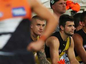 'Suck it up': Dusty banned after slam