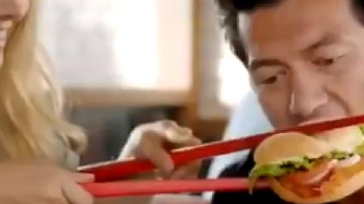 Burger King slammed on social media over ad featuring chopsticks: 'It's racist'.