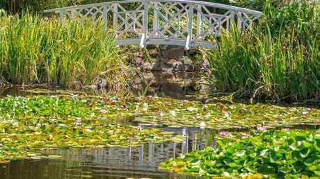 Royal Tasmanian Botanical Gardens. Picture: iStock