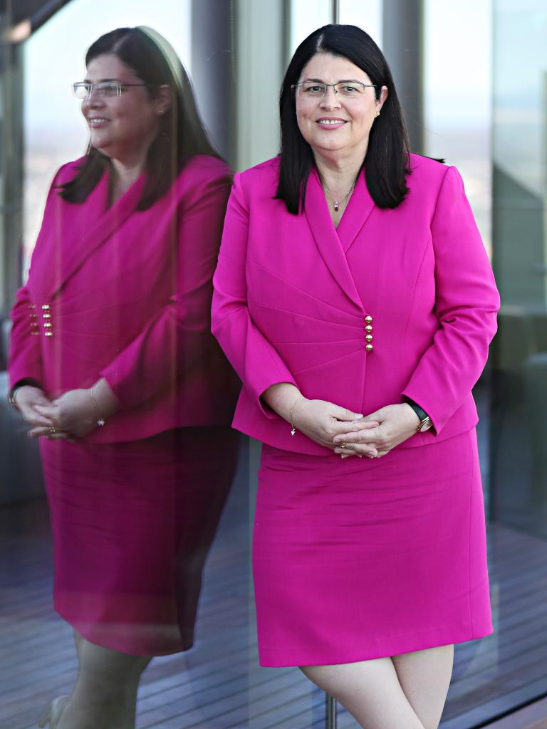 Queensland Education Minister Grace Grace has been pushing for a national review into NAPLAN. Picture: Annette Dew