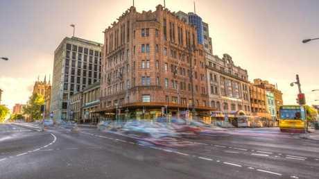 Hobart city. Picture: iStock