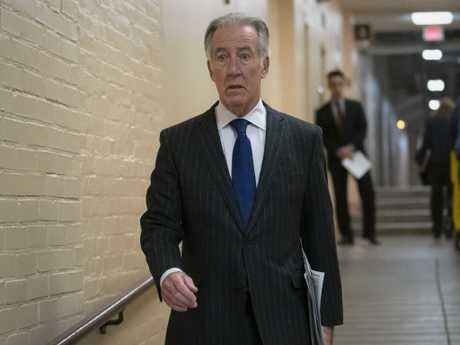 House Ways and Means Committee Chairman Richard Neal has lodged a formal request that Donald Trump and the IRS produce his tax returns. Picture: AP Photo/J. Scott Applewhite