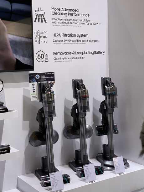 The new range of Samsung POWERstick PROs.