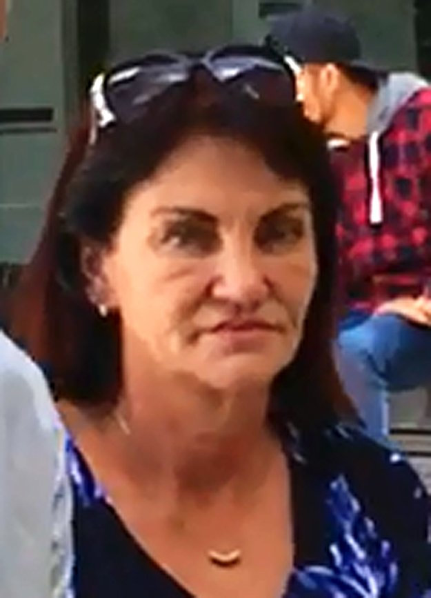 Wendy Lentini who was found guilty by jury in the Ipswich District Court of a $300,000 insurance fraud.