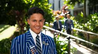 Camaraderie key for Nudgee students
