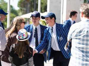 Sample Nudgee College's vibrant school life at open day