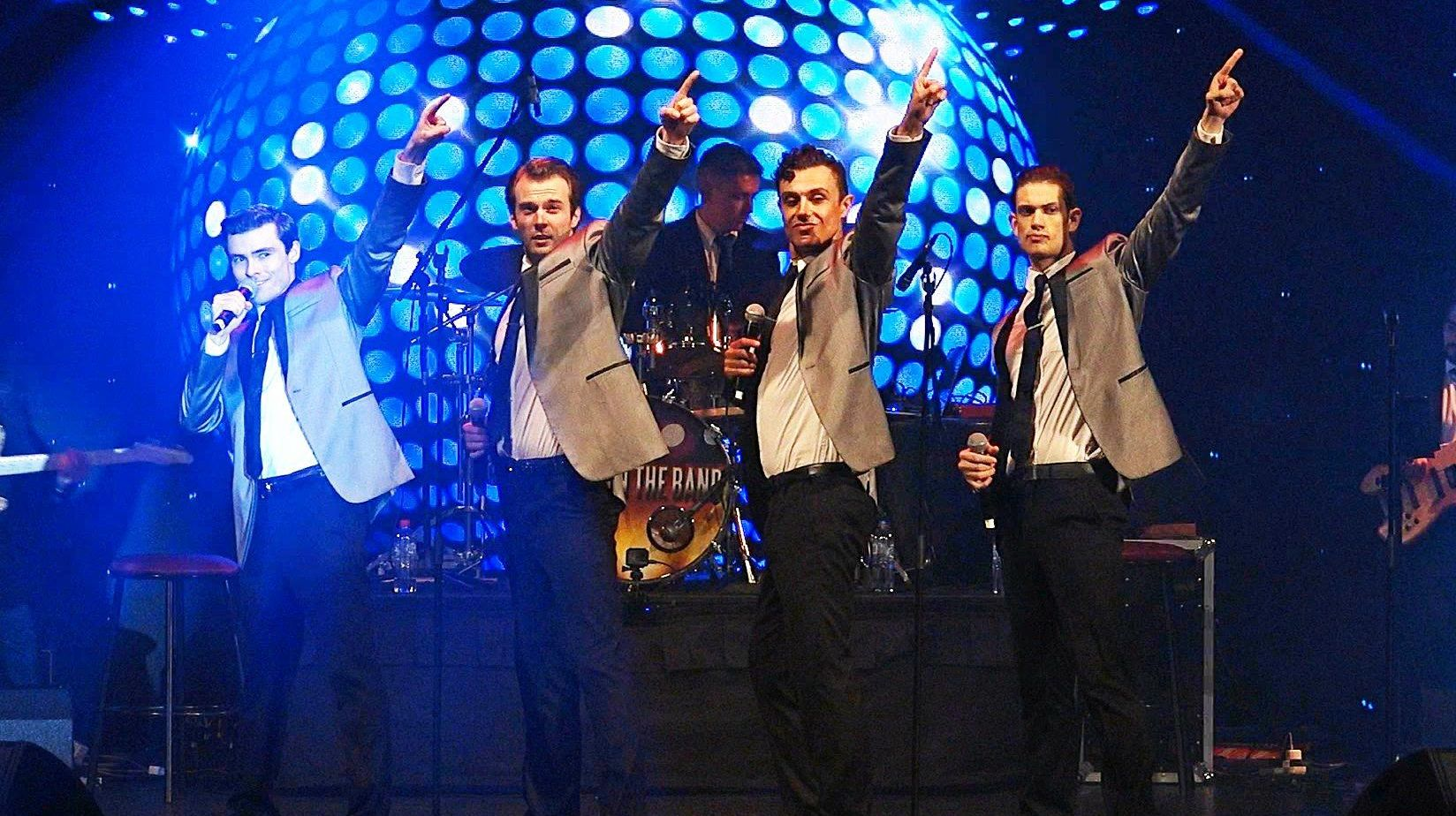 POLISH THOSE DANCING SHOES: Sing along to 50 years of classic music hits from artists such as Elvis, Queen, The Beatles, The BeeGees, Jackson 5 and Australian icons including John Farnham and ACDC.