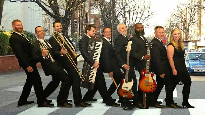 GOTTA HAVE SOUL: Soul City will perform at the Carriers Arms grand opening on Saturday.
